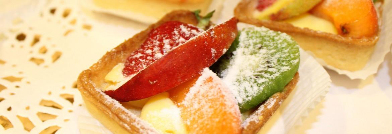 tartelette aux fruits du soleil