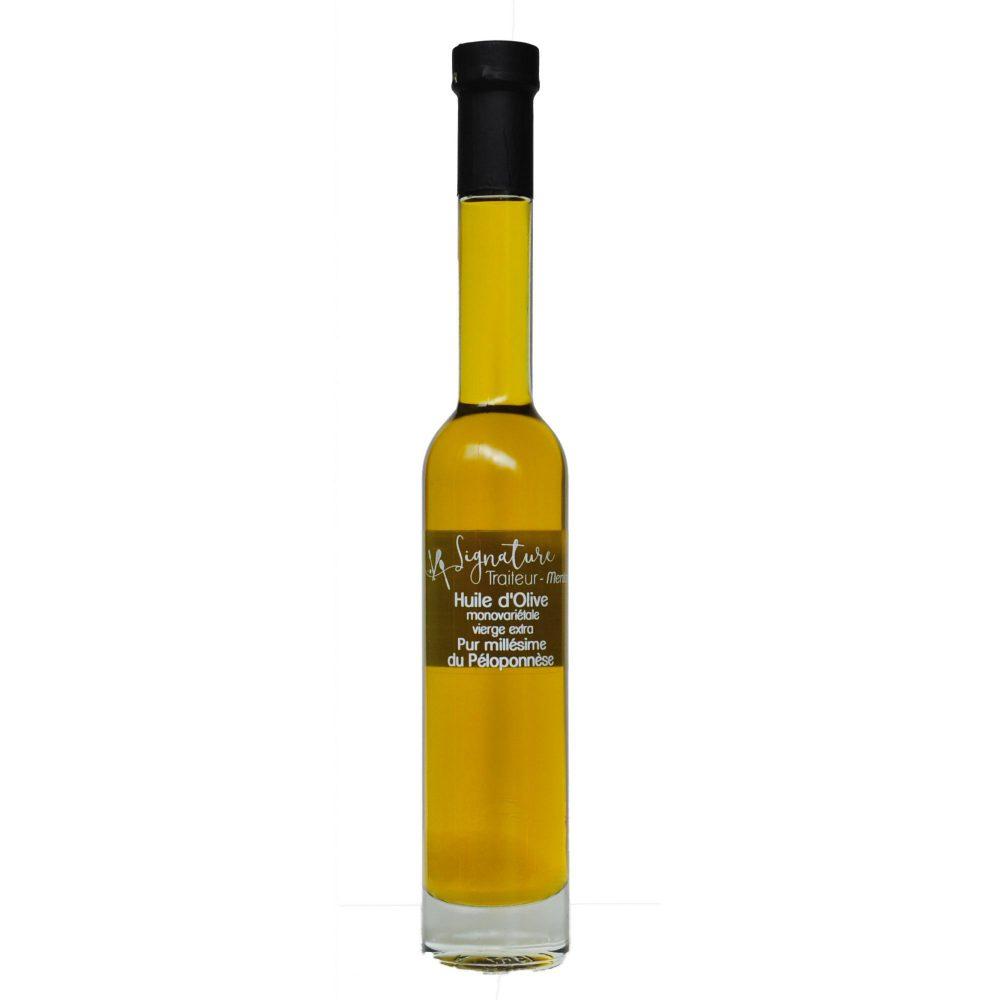 Huile d'Olive monovariétale – vierge extra
