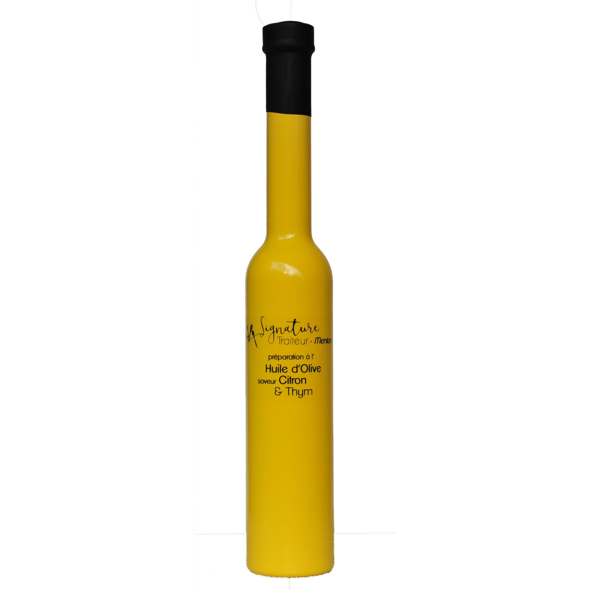 Huile d'Olive saveur Citron et Thym