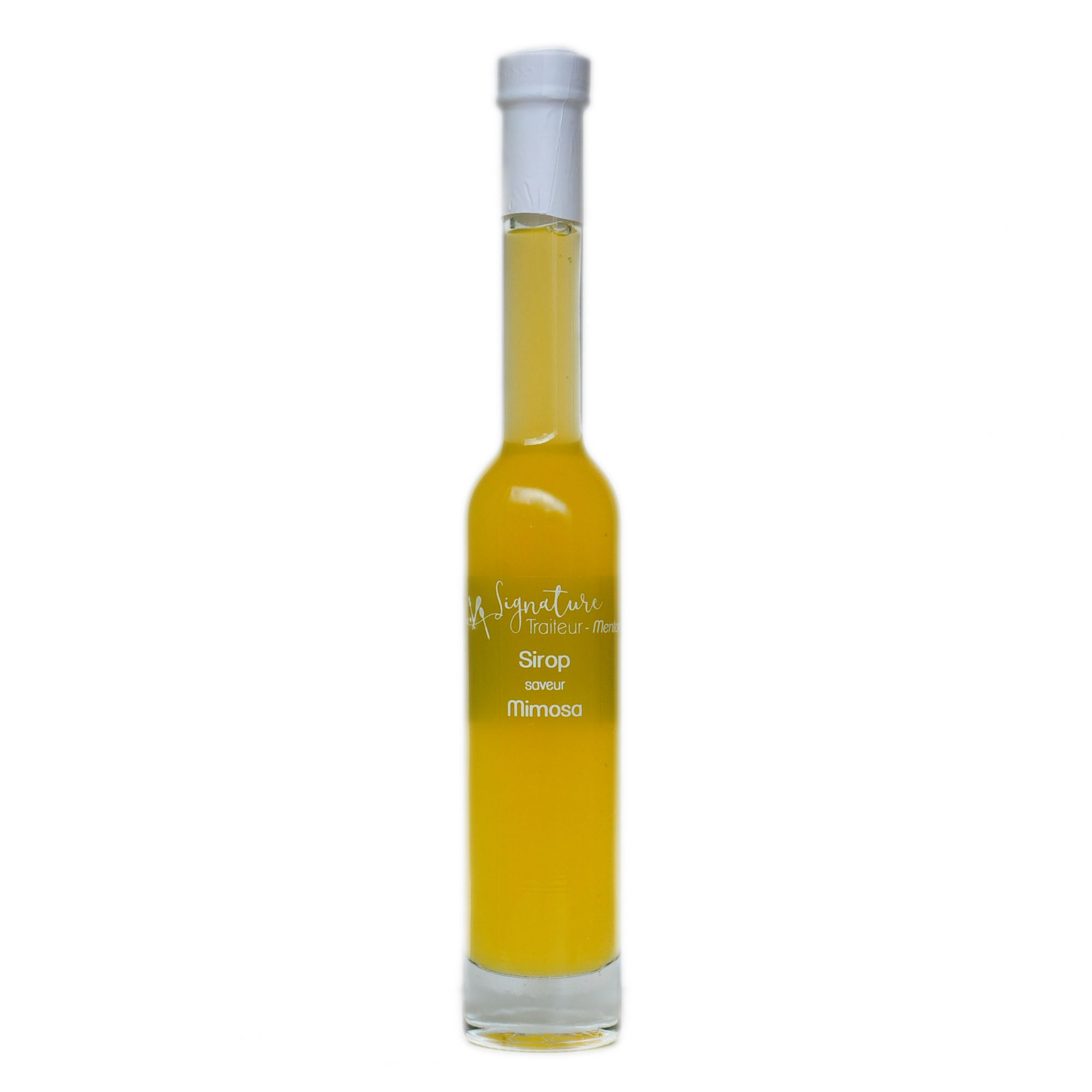 Sirop saveur Mimosa